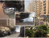 استشهاد سائق سيارة حراسة مدير أمن الإسكندرية فى محاولة اغتياله الفاشلة