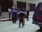 """صور.. إصابات بين أعضاء صيد المحلة عقب مباراة مصر والبرتغال بسبب """"معاكسة فتاة"""""""