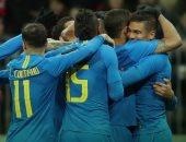 ملخص وأهداف مباراة البرازيل وروسيا استعدادا لكأس العالم 2018