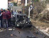 السفارة الأمريكية بالقاهرة تدين تفجير الإسكندرية: نقف بجوار مصر