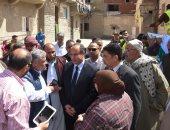 محافظ الإسكندرية يسلم منازل مشروع سترة فى أبيس بعد انتهاء التطوير (صور)