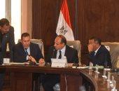 محافظ الإسكندرية من داخل غرفة العمليات : متابعة سير العملية الانتخابية على مدار الساعة
