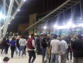 وصول أسر أبطال الأولمبياد الخاصة لاستقبالهم بمطار القاهرة