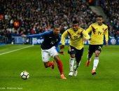 فيديو.. فرنسا تسقط بشكل مفاجئ أمام كولومبيا 2 - 3 استعدادا للمونديال