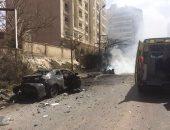 النيابة العامة تواصل التحقيق فى محاولة اغتيال مدير أمن الإسكندرية