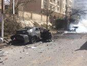 النائب العام يأمر بفتح تحقيقات موسعة فى انفجار سيارة مفخخة بالإسكندرية