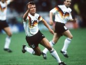 حكايات كأس العالم.. لوثر ماتيوس يسجل هدفا لا ينسى للألمان فى مونديال 90