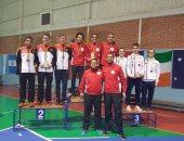 شباب مصر يحصدون ذهبيـة بطولة إسبانيا الدولية للشـباب للخماسى الحديث
