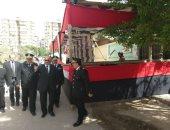 صور.. مدير أمن القاهرة يتفقد لجان الاقتراع استعدادا للانتخابات الرئاسية