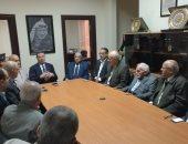 السفير الفلسطينى يثنى على جهود مؤسسة ياسر عرفات لحشد الدعم لقضية فلسطين