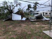 """مصرع وفقدان 4 أشخاص جراء إعصار """"يوتو"""" فى الفلبين"""