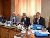 جامعة المنوفية تعقد لجنة لاختيار عميد كلية الآداب