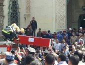 """صور.. تشييع شهداء الإسكندرية بهتافات """"لا إله إلا الله الشهيد حبيب الله"""""""