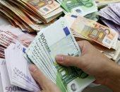 سعر اليورو الأوروبى اليوم الأحد 24-5-2020 أمام الجنيه المصرى