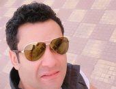 محمد أبو العلا لاعب الزمالك السابق يدلى بصوته فى انتخابات الرئاسة