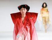 المنفوش مسيطر فى  أسبوع الموضة الصينى ببكين لشتاء وخريف 2018