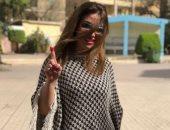 """الفنانة غادة رجب بعد الإدلاء بصوتها فى انتخابات الرئاسة: """"تحيا مصر"""""""