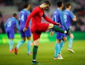 أخبار كريستيانو رونالدو اليوم عن السخرية من تمثيله أمام هولندا