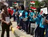 """""""معا ضد التنمر"""".. حملة يونيسف مصر للقضاء على الظاهرة فى المدارس"""