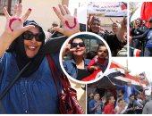 فيها حاجة حلوة.. انتخابات الرئاسة مشاركة وزغاريد وسعادة