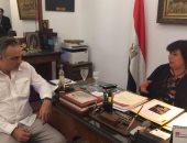 وزير الثقافة تعلن اختيار محمد حفظى رئيسا لمهرجان القاهرة السينمائى الدولى