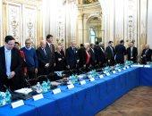 صور.. انطلاق اجتماع اللجنة الـ27 للموقعين على اتفاق نوميا فى باريس