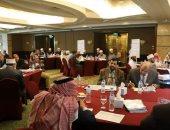 نقاشات لوعاظ الأزهر والأئمة العرب فى اللقاء التشاورى للحوار بين الثقافات