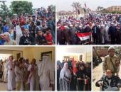 حشود شعبية بالمحافظات فى ثالث أيام انتخابات الرئاسة