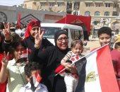 """زوجة الشهيد عادل رجائى بعد القبض على محمود عزت: """"وكأن الله يطبطب على قلبى الحزين"""""""