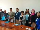 المالية توقع بروتوكول تعاون مع اليونيسيف لتحسين البيئة الاجتماعية لأطفال مصر