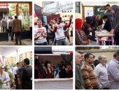 طوابير الناخبين أمام اللجان فى ثالث أيام انتخابات الرئاسة