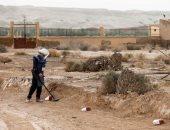 """صور.. جيش الاحتلال الإسرائيلى يزيل ألغام أرضية بمحيط """"قصر اليهود"""" فى الضفة"""