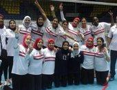 بدء توافد الفرق المشاركة فى البطولة العربية لسيدات الطائرة