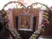 فيديو وصور.. مقبرة العندليب تستعد لاستقبال عاشقيه من بقاع العالم فى ذكرى رحيله