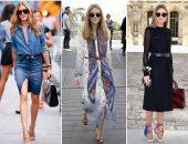 إزاى تختارى لبسك على طريقة أوليڤيا باليرمو أيقونة Street Style