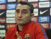 اخبار برشلونة اليوم عن تحذير فالفيردي من خطورة ألافيس
