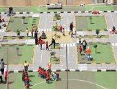 محافظ كفر الشيخ: هدف المدينة المرورية للأطفال ترسيخ الثقافة المرورية لديهم