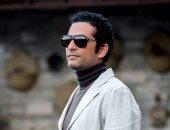"""الأفيش الدعائى الأول لفيلم """"كارما"""".. وعمرو سعد يعلق: """"نجاح وتأثير"""""""