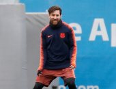 برشلونة يعلن عودة ميسي مع ثلاثى المنتخب الإسبانى للتدريبات غدًا
