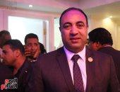 """النائب خالد عبدالعزيز: """"المصريين الأحرار"""" عمل على نشر الوعى بالمشاركة بالانتخابات"""