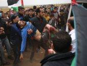 الهلال الأحمر الفلسطينى: إصابة 13 شخصا فى الضفة بسبب الاحتجاجات على خطة ترامب