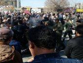 فيديو.. انطلاق مظاهرات أحوازية ضد النظام الإيرانى لليوم الثالث