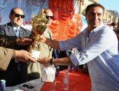 اقامة نهائى دورى مراكز الشباب النسخة الخامسة لكرة القدم بسوهاج غدا