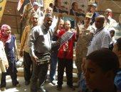 """وكيل """"تعليم الأقصر"""" يشيد بمشاركة طلبة المدارس الفكرية بانتخابات الرئاسة"""