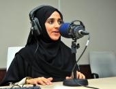 """فيديو.. """"لولوه العبد الله"""" أول مذيعة كفيفة تقدم برنامجا إذاعيا فى السعودية"""