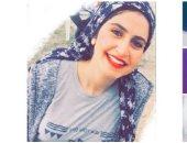 """فنانة من صغر سنها.. """"ريهام"""" ميكب أرتست زومبى وبتحلم تبقى الأشهر فى مجالها"""