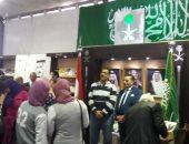 صور.. إقبال كبير على معرض الإسكندرية الدولى للكتاب فى يومه الأول