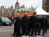 """صور.. تشييع جنازة عالم الفيزياء ستيفن هوكينج بـ """"كامبريدج"""""""