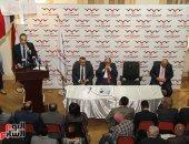 """بدء مؤتمر حزب المصريين الأحرار """"جبهة ساويرس"""" لاعتماد الموقف المالى (صور)"""