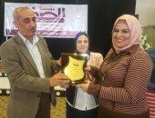 صور.. تكريم 23 من أسر الشهداء والأمهات المثاليات بمحافظة كفر الشيخ